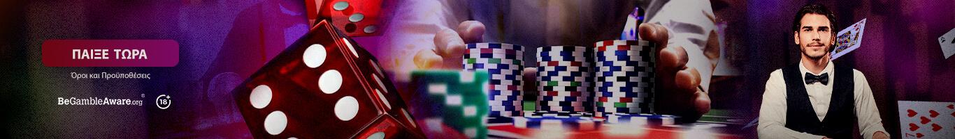 Live Poker Banner