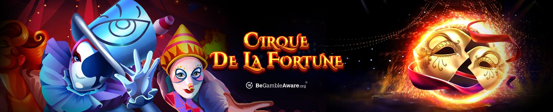Cirque de la Fortune Banner