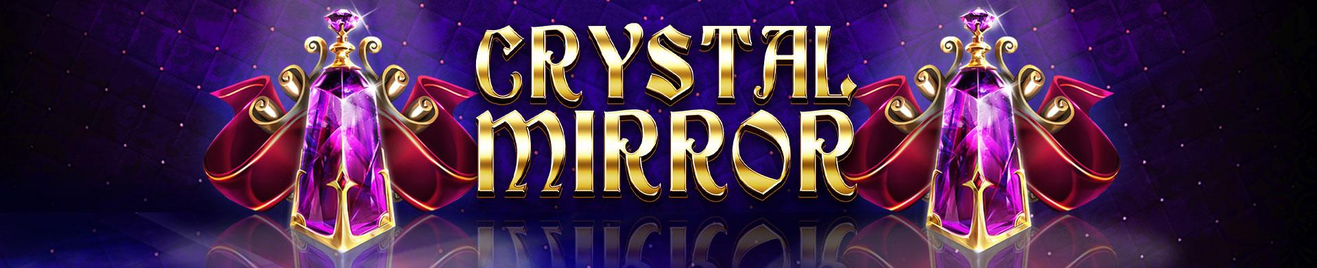 Crystal Mirror Banner