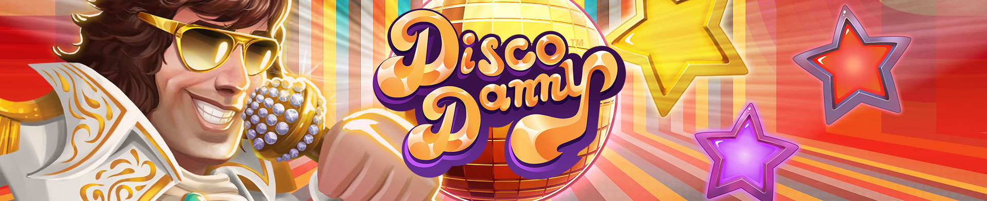 Disco Danny Banner
