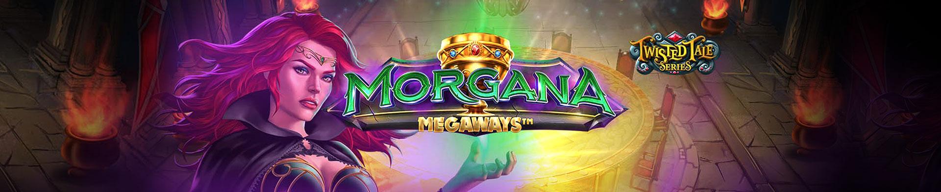 Morgana Megaways Banners