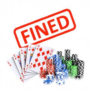Παράνομα καζίνο έμπλεξαν με πρόστιμα