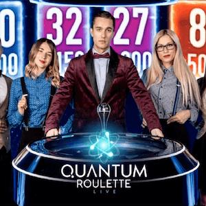 Ζωντανό Quantum Roulette