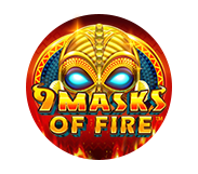 9masks of fire