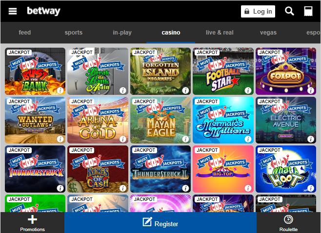 Betway Casino Image 4