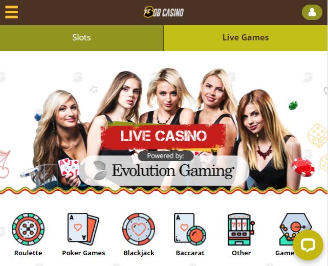 Bob Casino Image 2