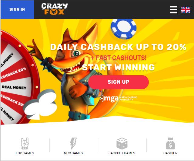 Crazy Fox Image 4