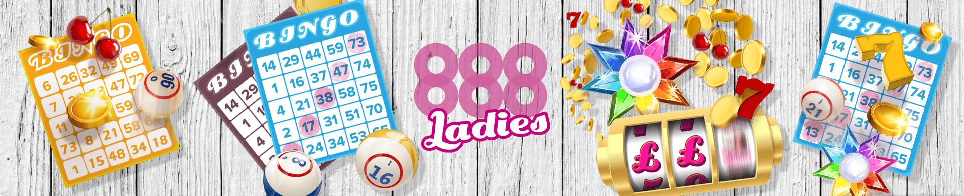 888ladies bingo banner