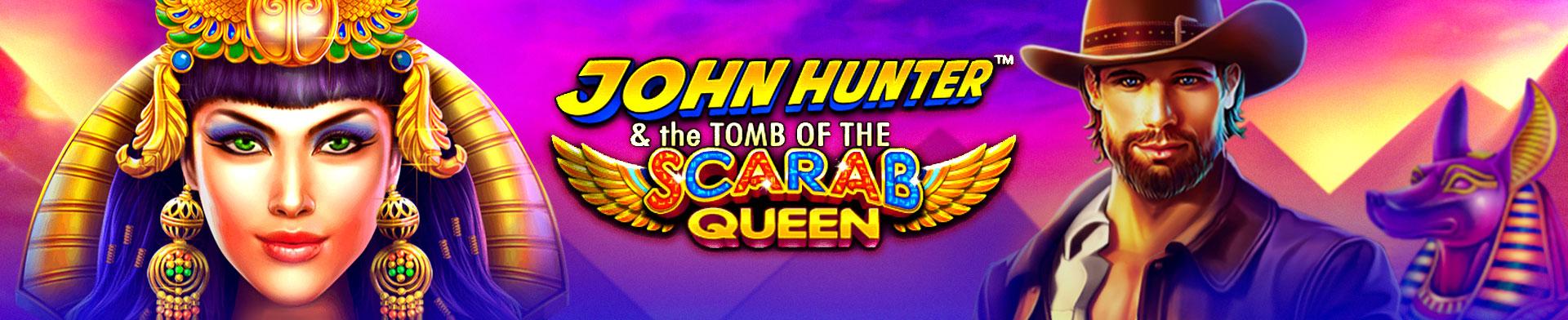 John Hunter banner