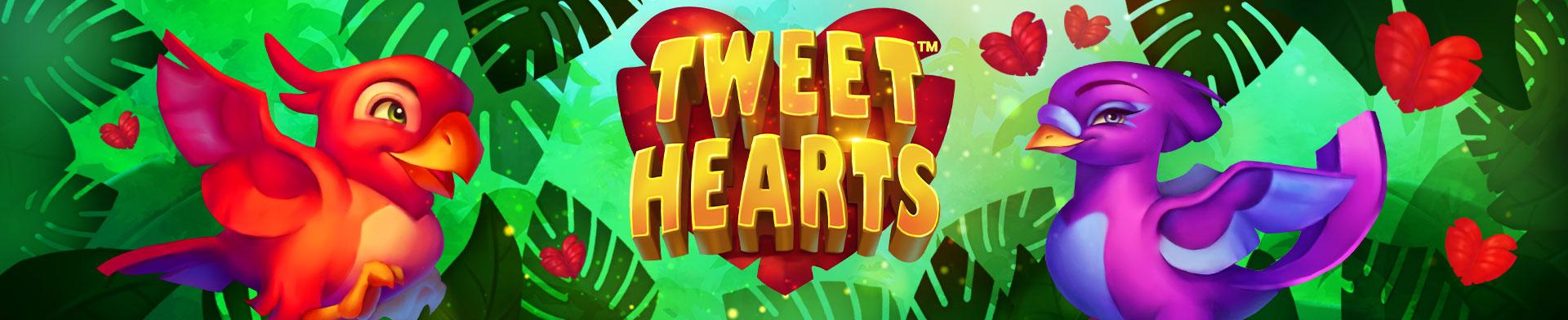 Tweethearts banner