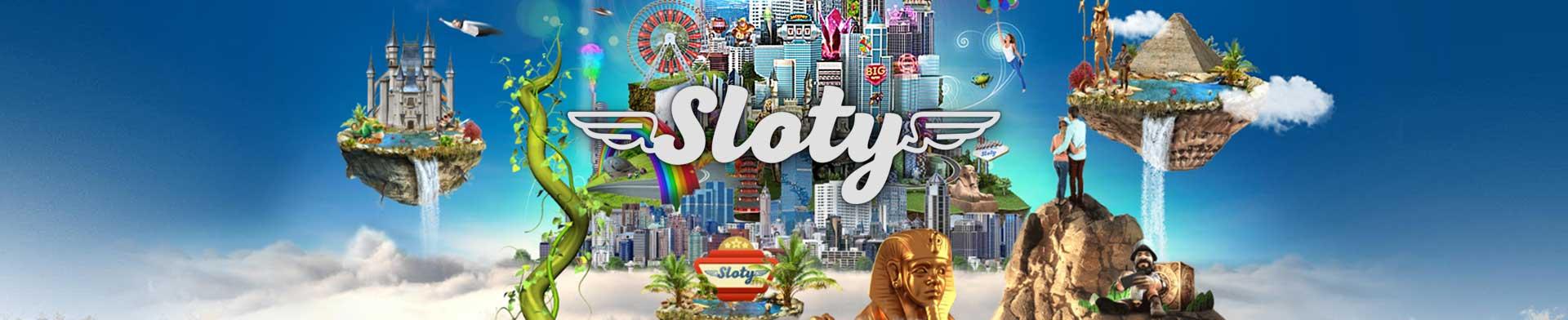 Sloty banner