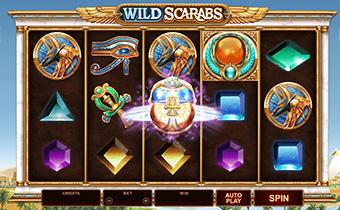 Wild Scarabs 4